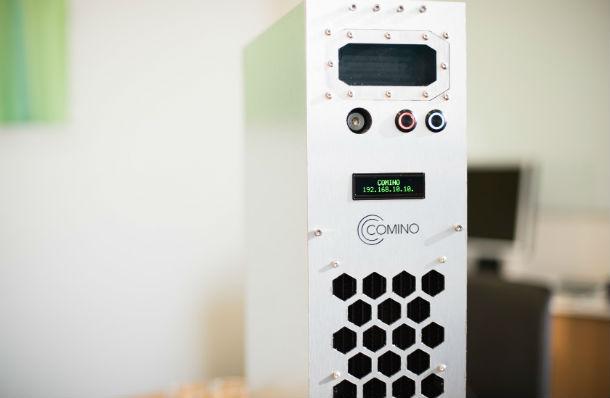 Русский стартап разработал греющее дом устройство для майнинга криптовалют