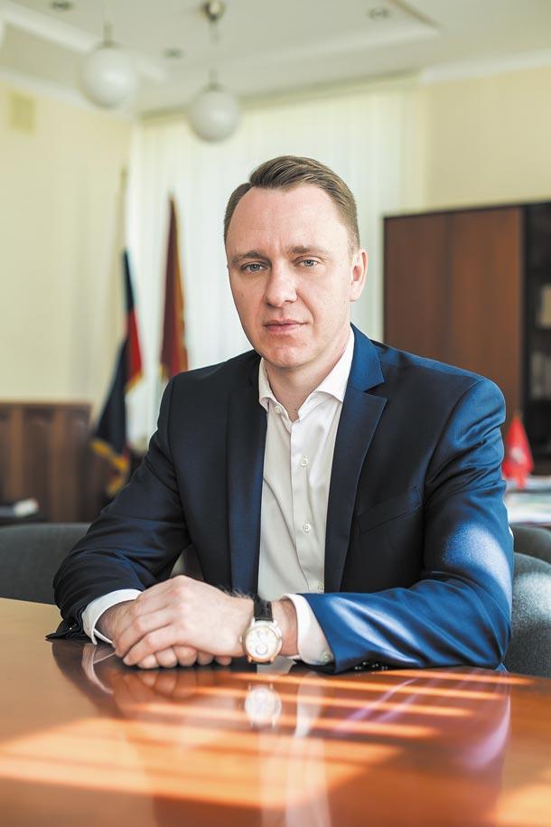 Андрей Железняков, генеральный директор ГБУ «Малый бизнес Москвы»
