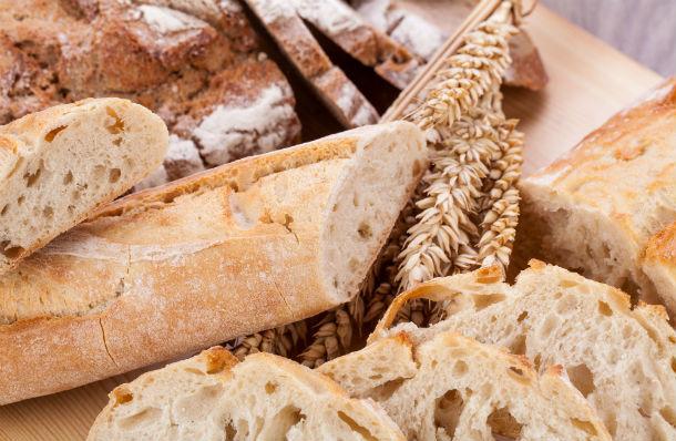 В РФ падает производство хлеба