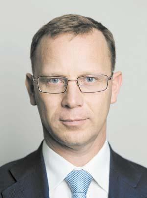 Александр Горбатько, заместитель руководителя ДИТ Москвы