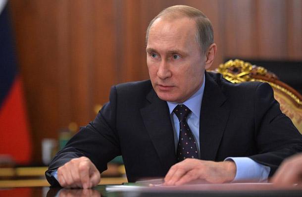 Путин утвердил закон остраховании банковских вкладов малого бизнеса
